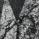 "Silver gelatin print, 2004, 9"" x 12"""